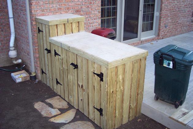 Superieur Food Prep U0026 Storage Area Photo