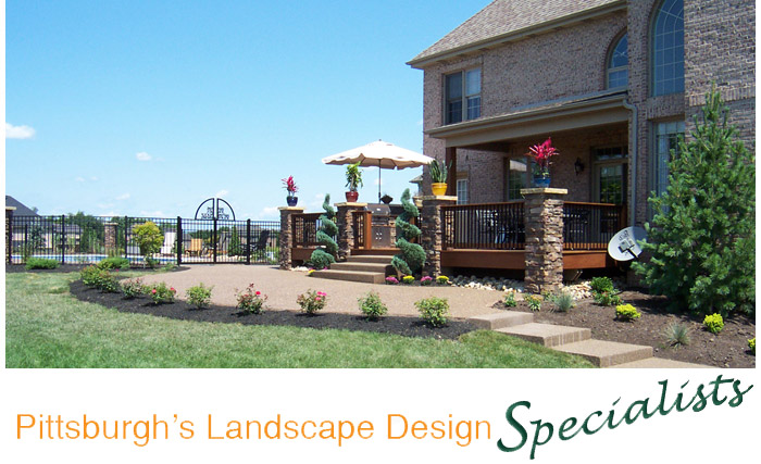 Pittsburgh's Landscape Design Specialists