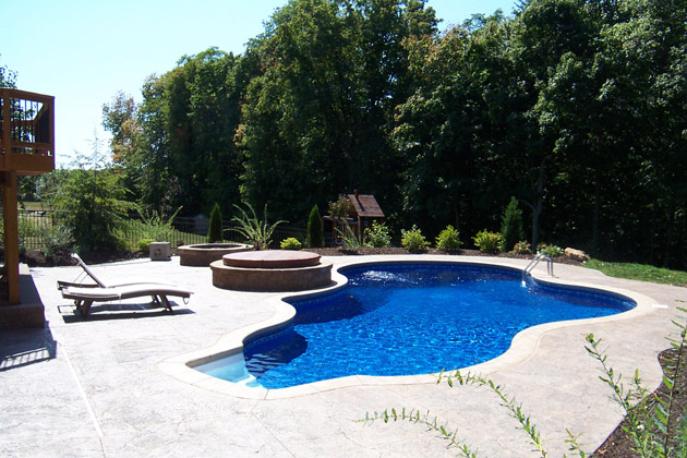 Swimming pools spas by brandon landscape pittsburgh 39 s - Riverview swimming pool pittsburgh pa ...
