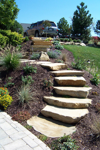 rock landscaping by brandon landscape pittsburgh 39 s